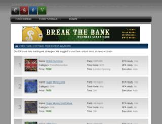 lifesdream.org screenshot