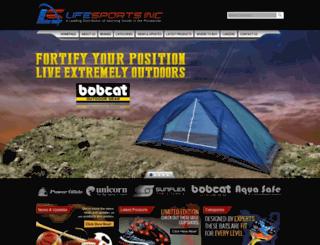 lifesportsinc.com screenshot