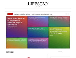 lifestar.it screenshot