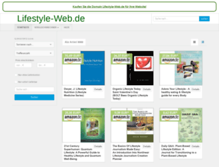 lifestyle-web.de screenshot