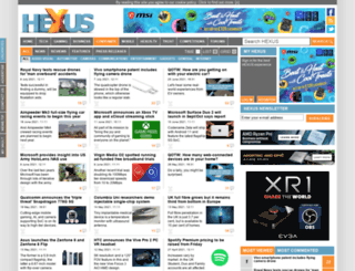 lifestyle.hexus.net screenshot