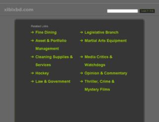 lifestyle.xibixbd.com screenshot