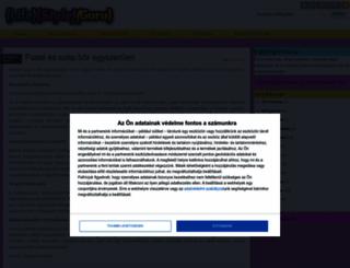 lifestyleguru.blog.hu screenshot