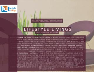 lifestylelivings.com screenshot
