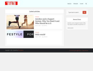 lifestyleport.com screenshot