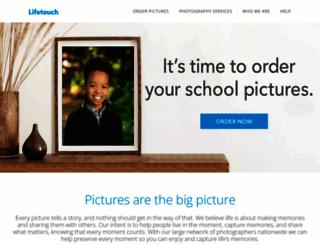 lifetouch.com screenshot
