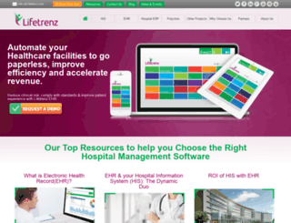 lifetrenz.com screenshot