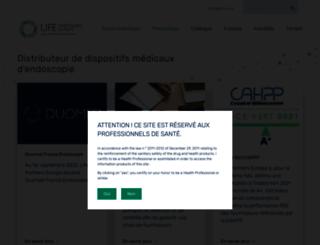 lifeurope.com screenshot