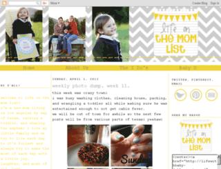 lifewithbaby-d.blogspot.com screenshot