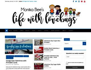 lifewithlovebugs.com screenshot