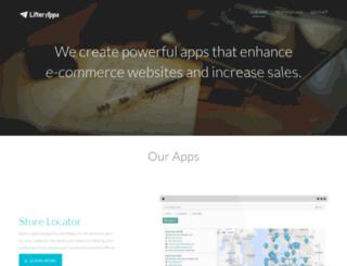lifterapps.com screenshot