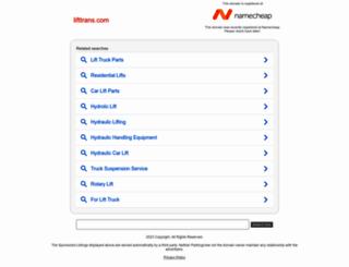 lifttrans.com screenshot