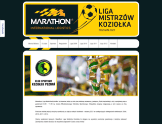 ligamistrzowkoziolka.pl screenshot