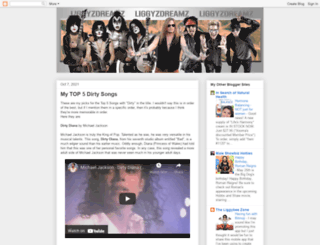 liggybee.blogspot.com screenshot