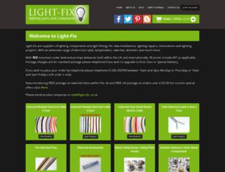 light-fix.co.uk screenshot