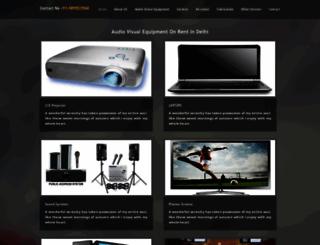 lightandsoundonline.com screenshot