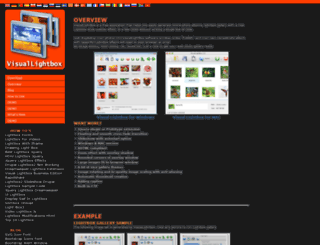 lightbox2.com screenshot