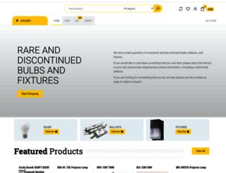 lightbulbu.com screenshot