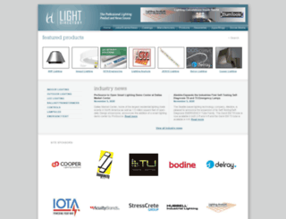 lightdirectory.com screenshot