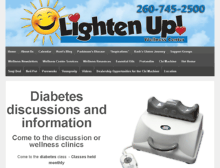 lightenup22.com screenshot