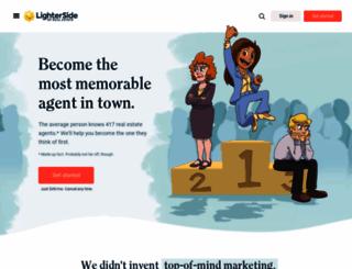 lightersideofrealestate.com screenshot