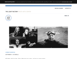 lightfactory.org screenshot