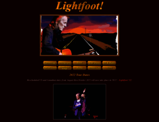 lightfoot.ca screenshot