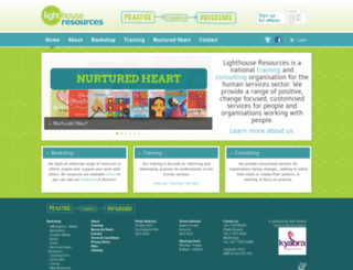 lighthouseresources.com.au screenshot