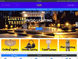 lightingtraders.com screenshot