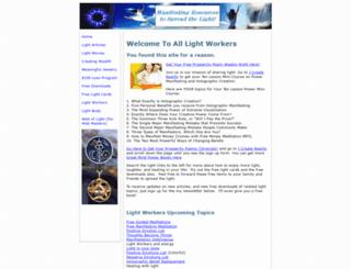 lightisreal.com screenshot