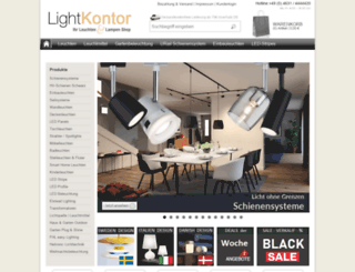 lightkontor.de screenshot