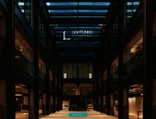 lightlinksltd.com screenshot
