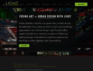 lightprojectsltd.com screenshot