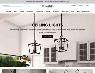 lights.com screenshot