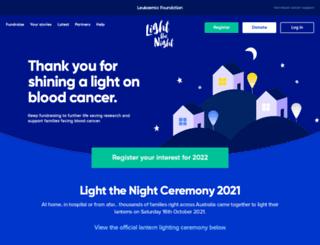 lightthenight.org.au screenshot