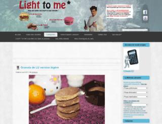 lighttome.free.fr screenshot