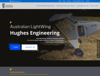 lightwing.com.au screenshot