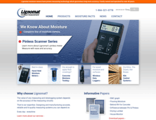 lignomatusa.com screenshot