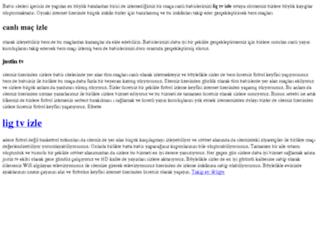 ligtvizlet.net screenshot
