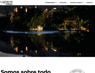liguerredecinca.com screenshot