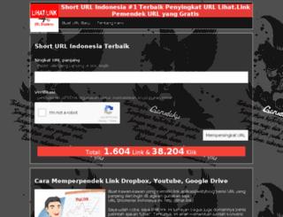 lihat.link screenshot
