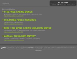 liig.info screenshot