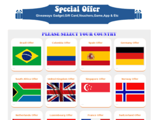 likespecialoffer.website screenshot