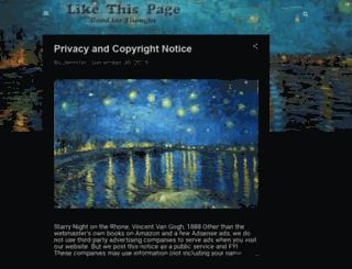 likesthispage.com screenshot