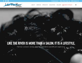 liketheriver.com screenshot
