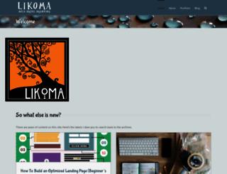 likoma.com screenshot