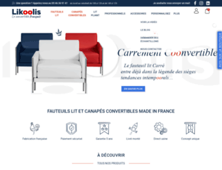 likoolis.fr screenshot