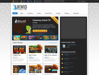 likwidgames.com screenshot