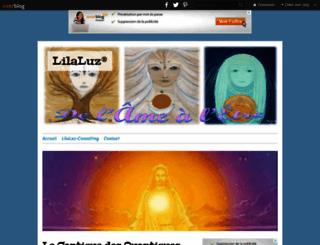 lilaluz.net screenshot