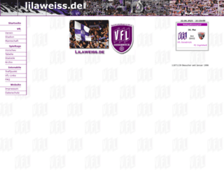 lilaweiss.de screenshot